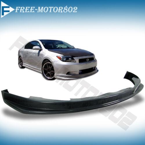 For 04 10 Scion Tc Front Bumper Lip Spoiler Body Kit Pu Tc