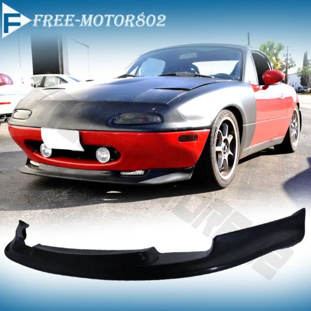 Used Mazda Mx 5 Miata For Sale: FOR 90-97 MAZDA MIATA MX5 MX-5 URETHANE FRONT BUMPER LIP
