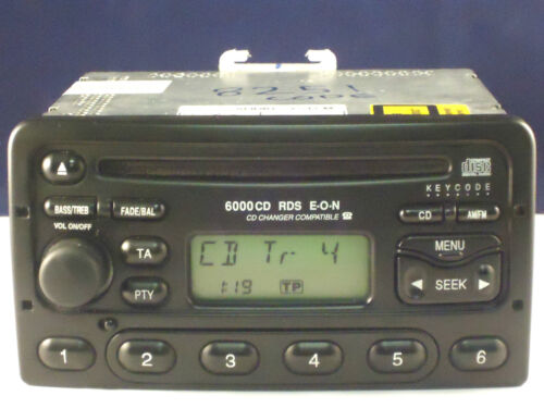 Cd player for 1999 ford escort