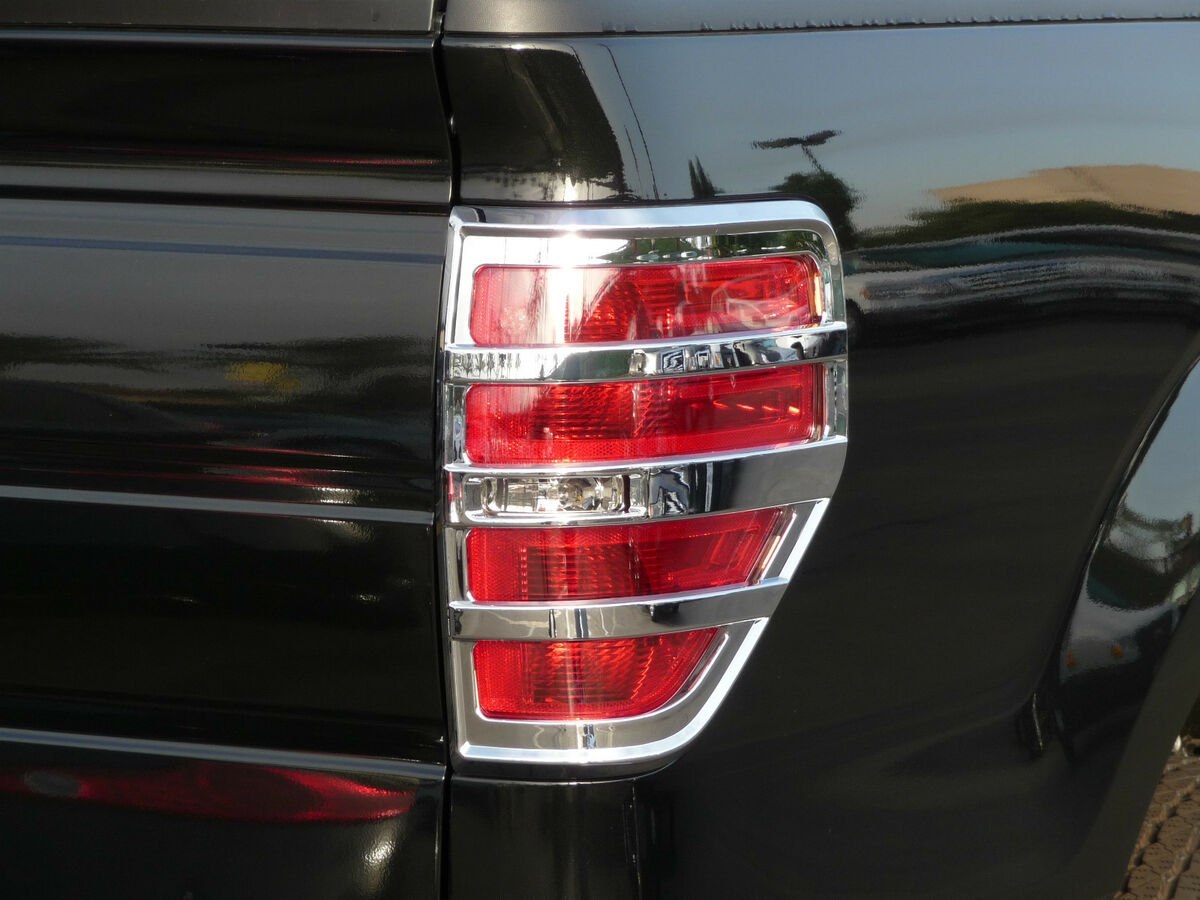 ford f150 f 150 truck 2009 2011 tfp abs chrome tail light cover. Black Bedroom Furniture Sets. Home Design Ideas