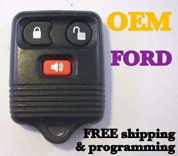 MERCURY keyless entry remote fob transmitter car alarm 3 BUTTON FMC