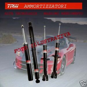 FORD MONDEO BERLINA 2000 in poi 2x ammortizzatori post