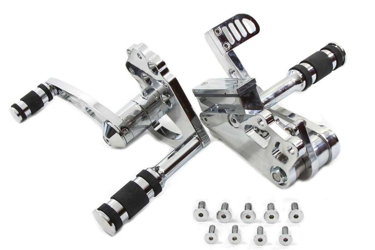 Forward Control Kit  2 U0026quot  Harley Softail Shovelhead Fx Fxe