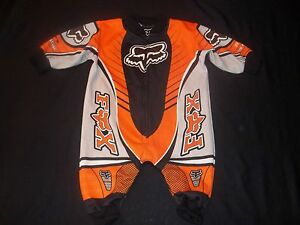 Details about fox racing carmichael baby boy girl 6 12 mo 6 12m month
