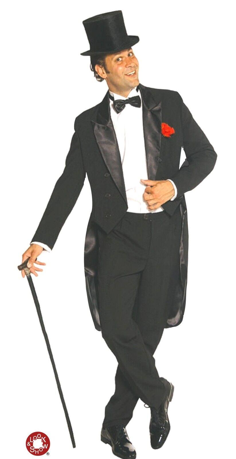 Matrimonio In Frac : Frac uomo elegante completo nero evento spettacolo ballo