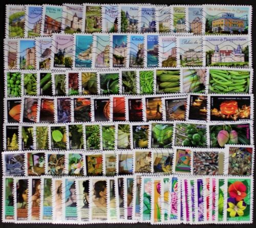 FRANCE Stamp Collection nice lot of 96 different issued 2012, in Complete Sets! in Stamps, Europe, France & Colonies | eBay