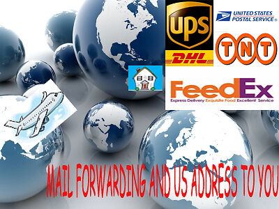 FREE 3 USA ADDRESS & MAIL FORWARDING INTERNATIONAL PACKAGES TO YOU in Specialty Services, eBay Auction Services, Packing & Shipping | eBay