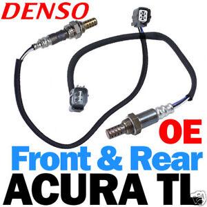 Acura 2000 on Front Rear Oxygen O2 Sensor Acura Tl Tl S 2000 2003   Ebay