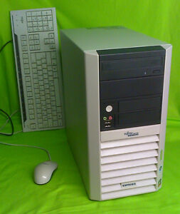 FSC-Esprimo-P5615-AMD-Athlon-2-21GHz-1GB-RAM-80-GB-HDD-DVD-XP-CD-COA
