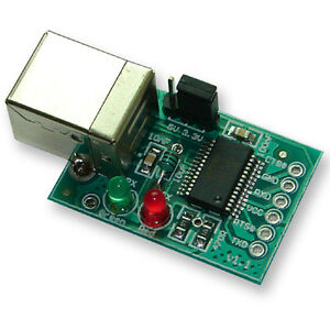 FTDI-USB-to-serial-UART-TTL-interface-FT232BM-BL