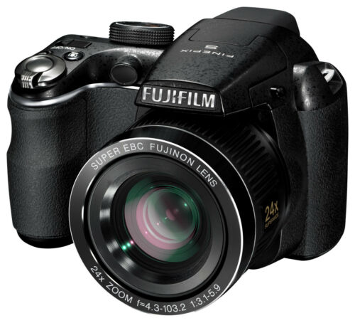 "FUJI FINEPIX S3280 HD DIGITAL CAMERA 14MP 24x OPTICAL ZOOM MOVIE 3"" LCD BLACK in Cameras & Photo, Digital Cameras   eBay"