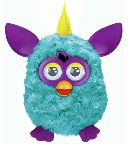 FURBY Interactive TEAL/PURPLE - Brand NEW in Sealed Box in Toys & Hobbies, Electronic, Battery & Wind-Up, Electronic & Interactive | eBay