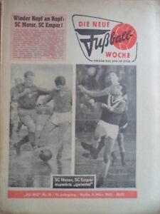FUWO-10-5-3-1963-Magdeburg-Jena-2-1-Erfurt-Dresden-0-0-SC-Dynamo-Rostock-0-3