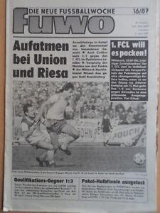 FUWO-16-21-4-1987-3-Keller-Weiss-FCK-Aue-0-0-Erfurt-Riesa-1-2-BFC-Jena-3-1