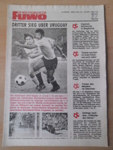 FUWO-22-30-5-1972-Dritter-Sieg-ueber-Uruguay-DDR-Uruguay-1-0-Heinz-Kruegel