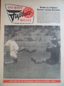 FUWO-28-11-7-1961-Dynamo-Berlin-Gornik-Zabrze-4-3-Offenbach-Lok-Leipzig-1-2