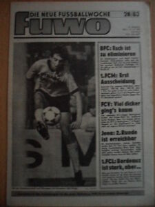 FUWO-28-12-7-1983-3-Ralf-Minge-EC-Cup-OL-Aufsteiger-Chemie-Leipzig-Stahl-Riesa
