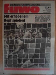 FUWO-33-17-8-1982-3-Oberliga-Bilanzen-ewige-Bestenliste-FDGB-Pokal-1-Runde