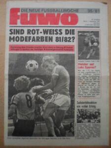 FUWO-35-1-9-1981-Teich-AS-St-Etienne-BFC-1-1-Erfurt-Dresden-4-0-FCK-HFC-2-1