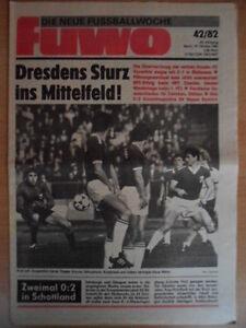 FUWO-42-19-10-1982-3-Schottland-DDR-2-0-HFC-BFC-1-3-Dresden-Frankfurt-1-3