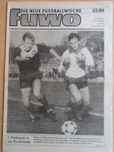 FUWO-52-30-12-1986-3-Lindner-Thom-Oberliga-Halbserien-Bilanz-Silvesterbeilage