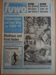 FUWO-7-13-1-1990-Weltfussballer-Marco-van-Basten-Bilanz-RW-Erfurt-Lok-Leipzig