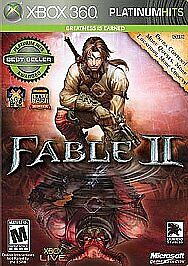 Fable II [Platinum Hits]  (Xbox 360, 200...