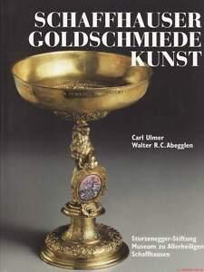 Fachbuch-Goldschmiedekunst-aus-Schaffhausen-interessantes-Buch-statt-35-NEU