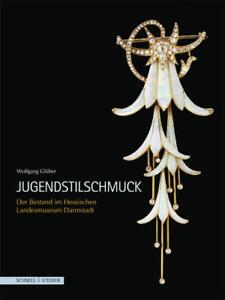 Fachbuch-Jugendstilschmuck-Rene-Lalique-Georg-Jensen-Carl-Faberge-WICHTIG-NEU