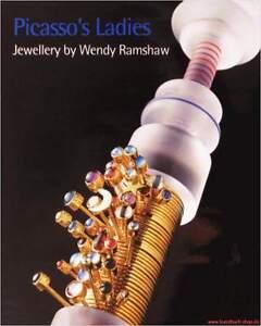 Fachbuch-Picasso-s-Ladies-Umsetzung-von-Schmuck-in-Realitaet-Wendy-Ramshaw-NEU