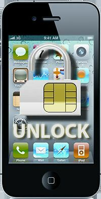 Factory Unlock Service for AT&T USA Apple iPhone 3 3G 4 4S 5 PERMANENT! in Specialty Services, Other Services | eBay
