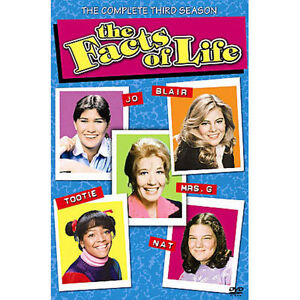 Facts Of Life - The Complete Third Seaso...
