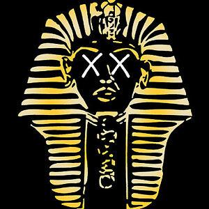 Faded Pharaoh crewneck Faded Pharaoh sweatshirt faded dope ...