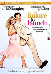 Failure to Launch (DVD, 2006, Full Frame...