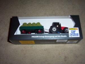 Faller 161552 Car System Traktor Mit Anhaenger