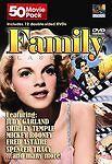 Family Classics 50 Movie Pack (DVD, 2004...