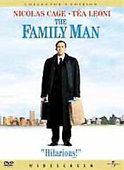 The Family Man (DVD, 2001)