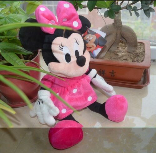 FamousMickey Mouse Plush Toy, Character Pink Minnie Baby Toy for Free Shipping in Baby, Toys for Baby, Developmental Baby Toys | eBay