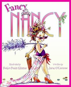 Fancy Nancy by Jane O'Connor (2005, Hard...