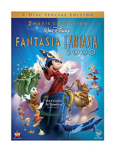 Fantasia Anthology (DVD, 2010, 2-Disc Se...