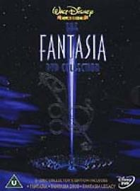The Fantasia Collection (DVD, 2012, 2-Di...