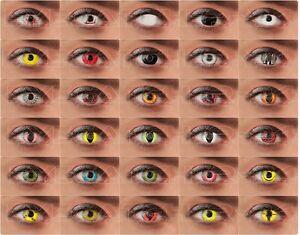 Farbige-Kontaktlinsen-crazy-fun-Motiv-Halloween-Fasching-Karneval-Maske-Kostuem