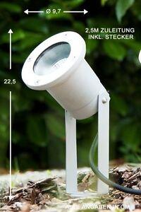 Faretto da esterno lampada per il laghetto illuminazione for Laghetto giardino ebay