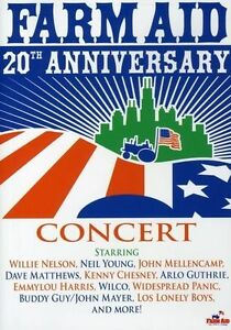 Farm Aid - 20th Anniversary Concert (DVD...