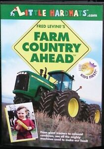 Farm Country Ahead (DVD, 2005)