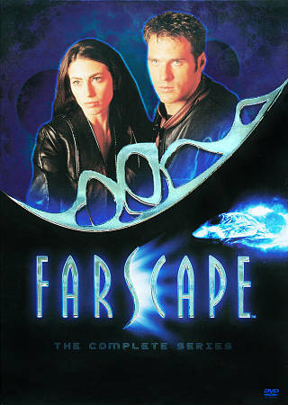 Farscape The Complete Series DVD, 2009, 26 Disc Set