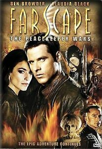 Farscape - The Peacekeeper Wars (DVD, 20...