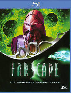 Farscape - Season 3: Box Set (Blu-ray Di...