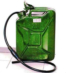 Fasspumpe-Umfuell-Pumpe-Benzin-Ol-Wasser-6l-min-VIDEO