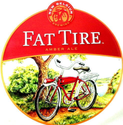 Fat Tire Beer Logo 75
